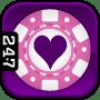 Valentine Poker